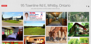 whitby real estate property site