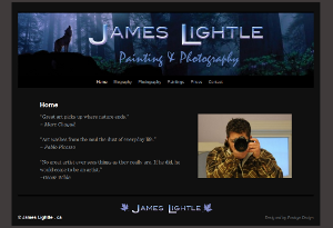 james photography artist site haliburton